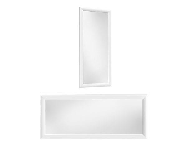 Predsoblje APOLON PA3 Ogledalo Belo