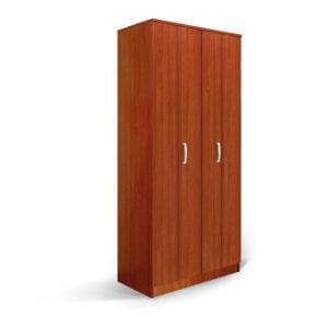 Garderober FORTUNA SOFT F2/POL – Trešnja