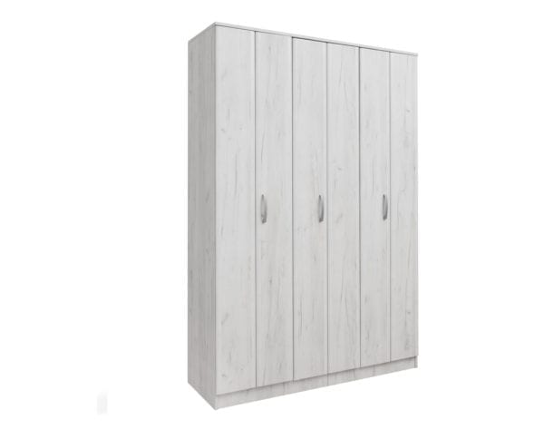 Garderober FORTUNA SOFT F3 Snezni hrast