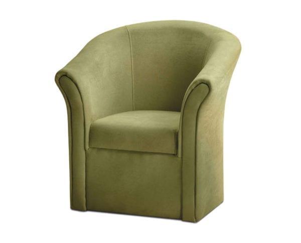 Fotelja POTKOVICA I Zeleno