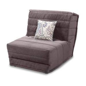 Fotelja SOFT II Sivo