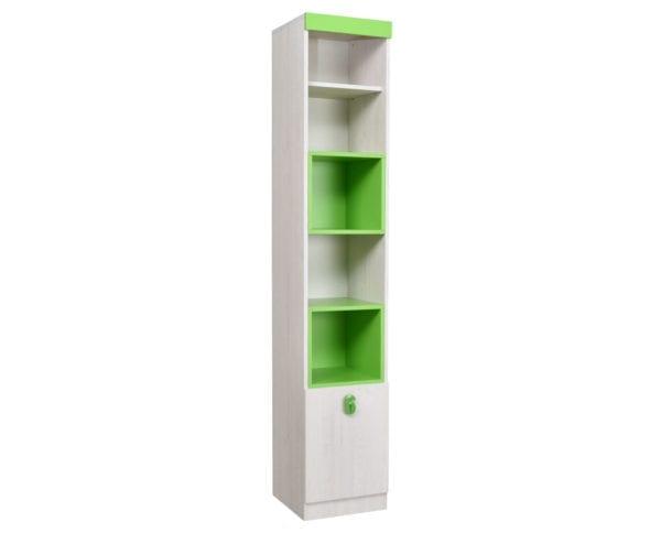 Numero Vitrina 1V Zeleno