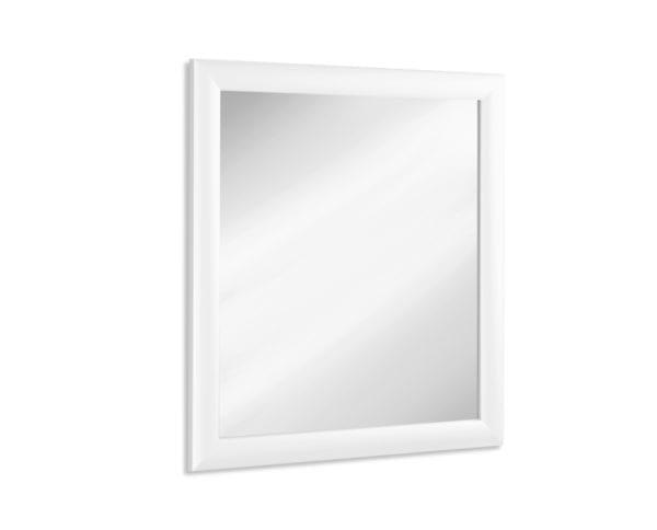 Ogledalo MONIKA Belo