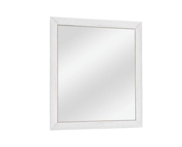 Ogledalo MONIKA Snezni hrast