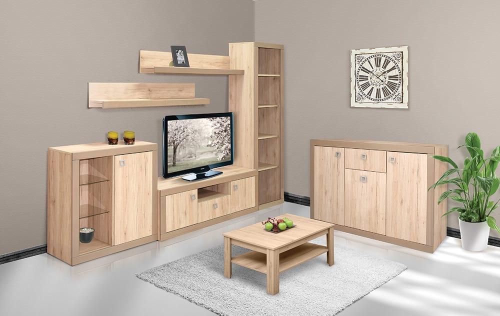 Dnevna soba-Wood-San-Remo