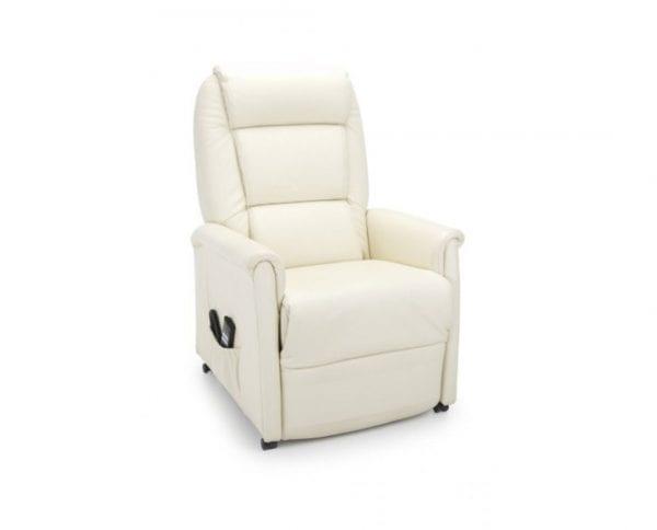 Fotelja 9773 sa mehaničkim mehanizmom-koža