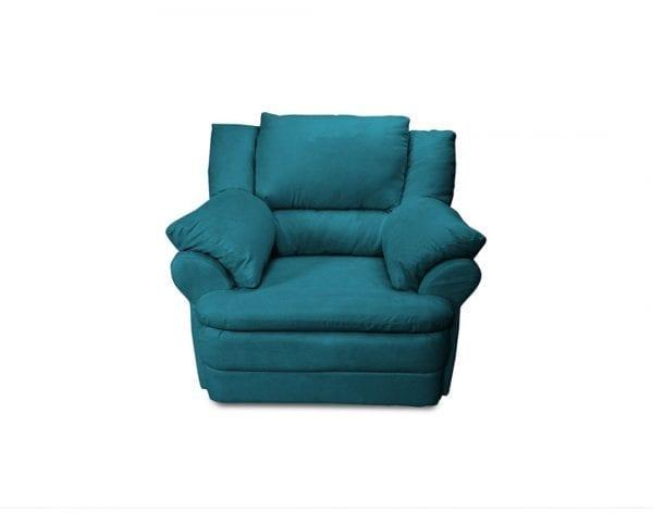 Fotelja MALFAS Štof Plavo