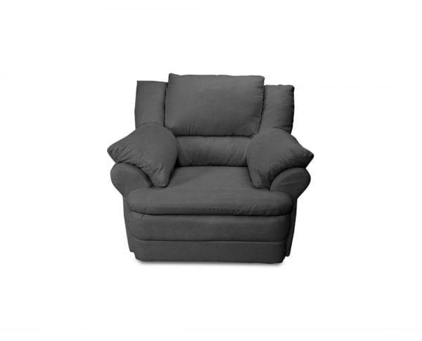 Fotelja MALFAS Štof Sivo