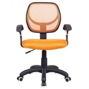 Dečija stolica DISCO Narandžasto