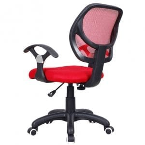Dečija stolica DISCO Crveno