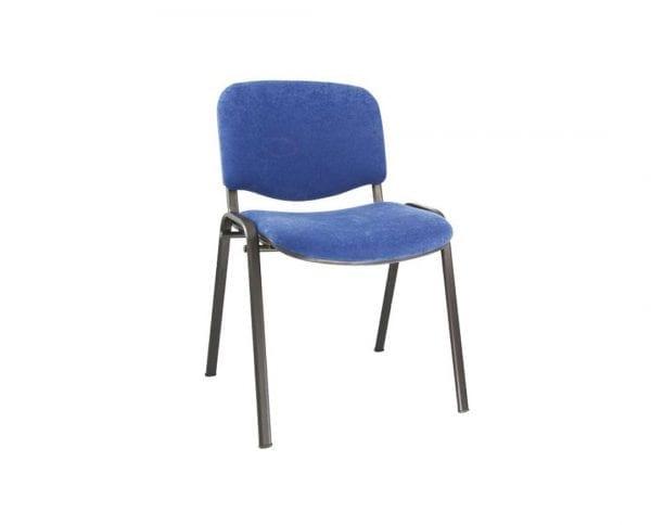 Konferencijska stolica K-2 Plavi štof
