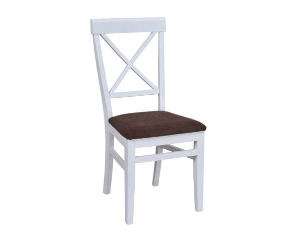 Trpezarijska stolica DRINA Belo-Verona 64