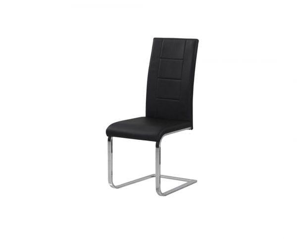 Trpezarijska stolica JOSH Crno