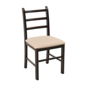 Trpezarijska stolica LEONA Wenge