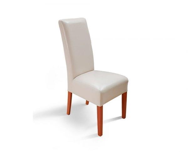 Trpezarijska stolica PALMA Trešnja-Bež