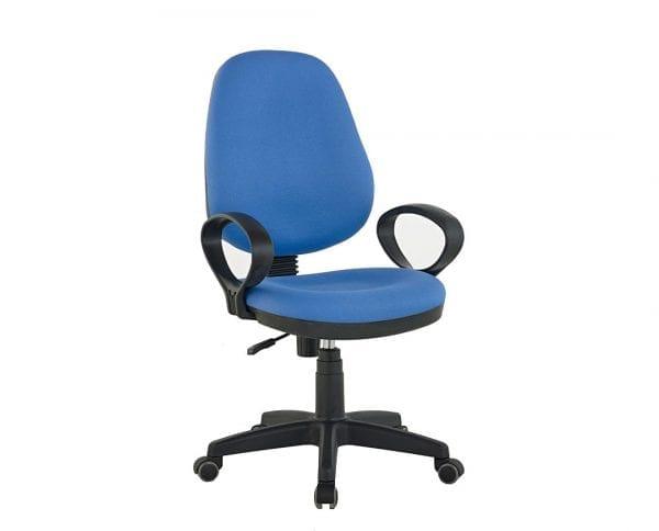 Daktilo stolica PATRIK Plavo
