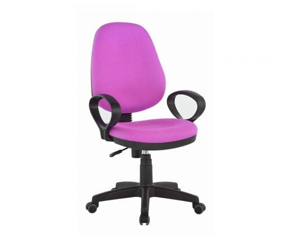 Daktilo stolica PATRIK Pink