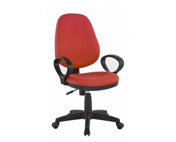 Daktilo stolica PATRIK Crveno