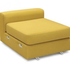 Sedište STYLE B25 80x105x56 sa K spojnicama Žuto
