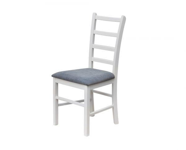 Trpezarijska stolica Ines-Belo