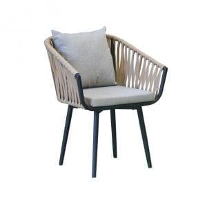 Baštenska stolica Latte