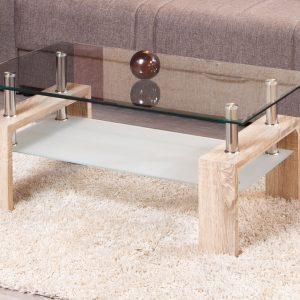 Stakleni klub stolovi